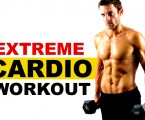 Extreme Cardio Workout for 6 Pack Abs