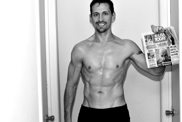 44yr Old Man Gets Ripped and Build Muscle in Just 6 Weeks!