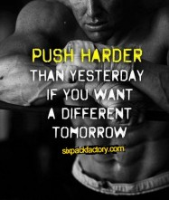 Training Motivation
