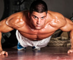 Advanced Home Bodyweight Chest Workout