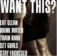 Six Pack Abs Female Motivation