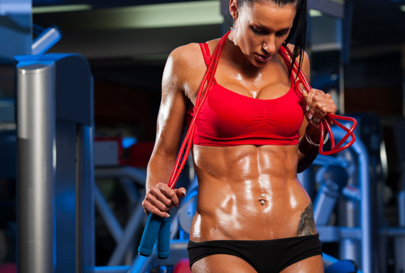Extreme Home Fat Loss and Abs Workout