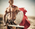 Killer Gladiator 6 Pack Workout, Get Ripped Fast!