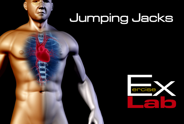 Jumping Jacks : Cardio Exercises
