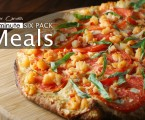 6 Minute Six Pack Meals – Pizza Omelet