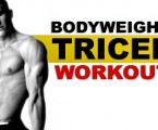 Home BodyWeight Triceps Workout