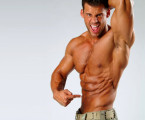 Fitness Model Abs Workout