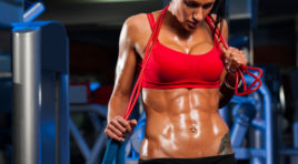 Extreme Abs & Core Workout By Our First Female 6WeekSixPack Challenge Winner