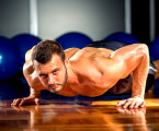10 min Isometric Fat Blaster Workout ( Video )