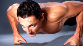 Build an Amazing Chest With These 3 Push-Ups at Home