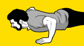 The Last Push-Up You Will ever Need To Build a Bigger Chest - Mechanical Change Push-Ups