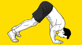The Only 5 Push-ups You Will ever Need To Do