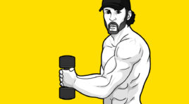 Extreme Dumbbell Belly Fat Demolisher Workout