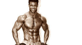 Cover Model Share His 44 Best 6 Pack Abs Exercises Of All Time