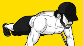 Burn Fat & Build Muscle With This Extreme Full Body Home Workout