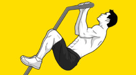 Build Bigger Biceps at Home With This Bodyweight Exercise