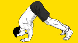 Build Your Upper Body at Home With These 4 Push-Ups
