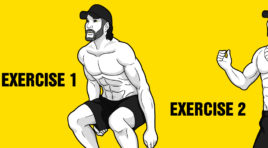 The ONLY 9 Exercises You Will Ever Need to Transform Your Body at Home