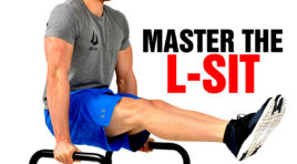 Master the L-SIT with These Progression Exercises