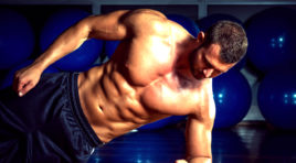Train Your Full Upper Body & Abs With Just 3 Exercises