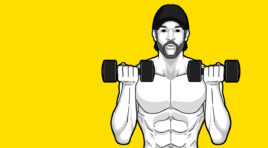 This One Exercise Fat Burning Workout Burns 18.3 cal Per Minute!
