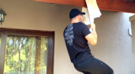 How To Train Your Back At Home Without a Pull-Bar